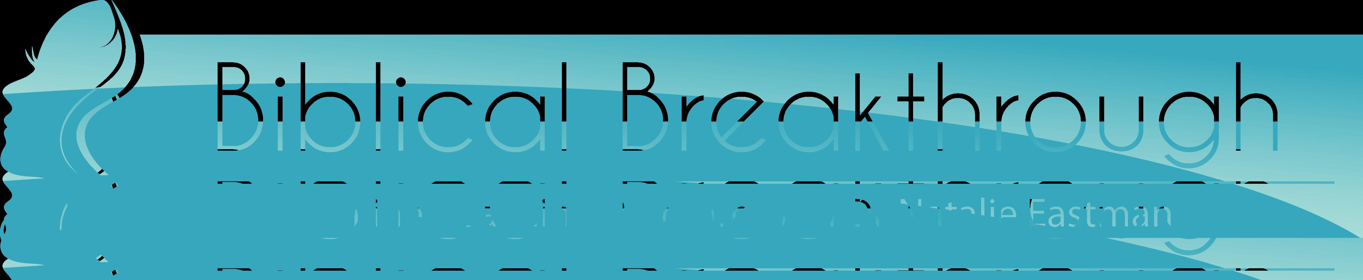 Biblical Breakthrough Logo BB_logo_alt3_rev